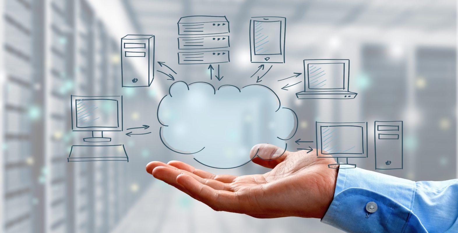 Modernste Cloud-Technik