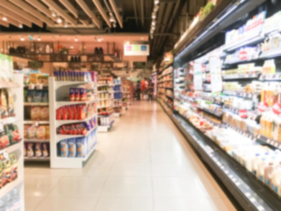 Supermarktgang, Supportmarktangebot