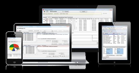 IT-Lösungen von KiRa auf PC, Notebook, Tablet und Smartphone