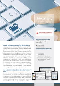 Zeitungsausschnitt Schlachtbetrieb GmbH Perleberg & Softwarelösung TierpassArchiv