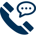 Icon Ansprechpartner Telefonhörer