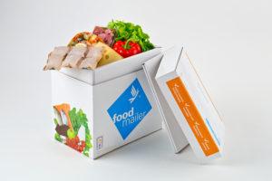 foodmailer Verpackungskonzept