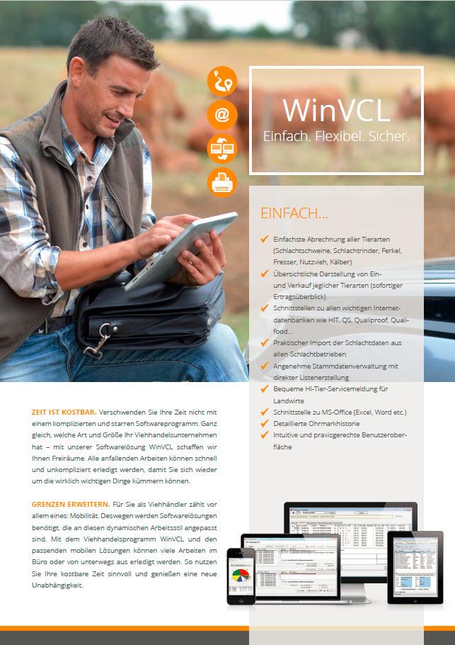WinVCL Broschüre