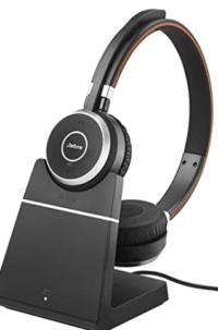 Jabra Evolve 65 MS Stereo Wireless-Bluetooth-Headset