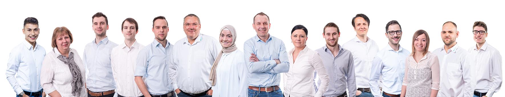 Kiratik-Gruppenfoto