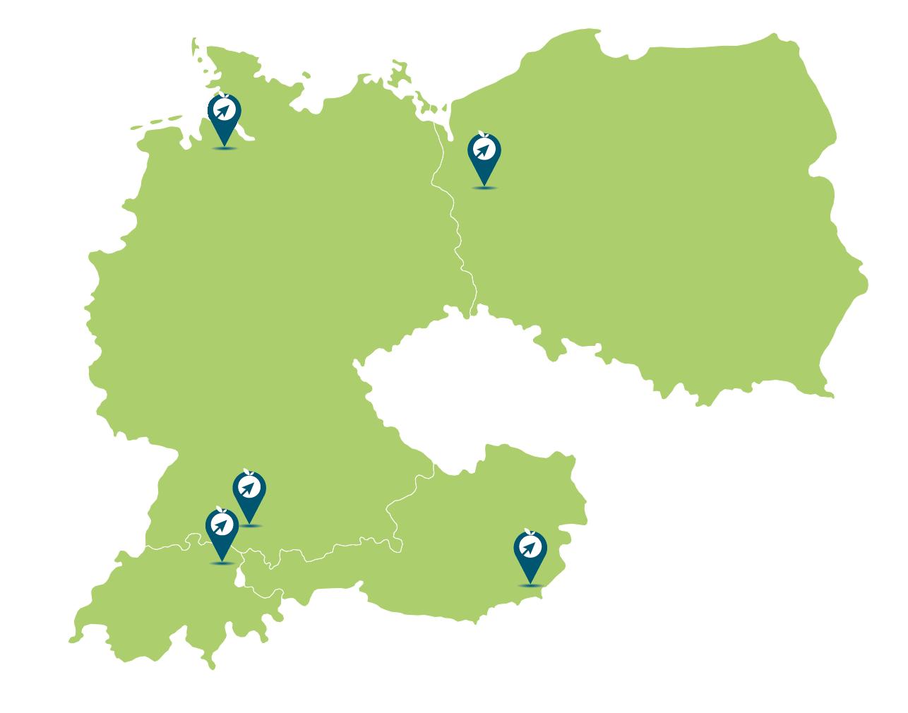 Standorte-KIRATIK
